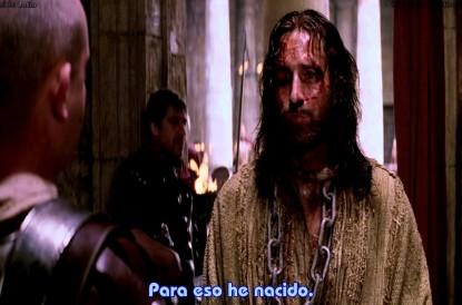 La Pasion de Cristo – Reportaje de la Grabacion